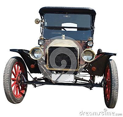1913浅滩模型跑车t
