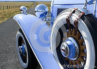 1920 s American Beauty Automobile