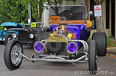 1923 Ford Model T Editorial Photo