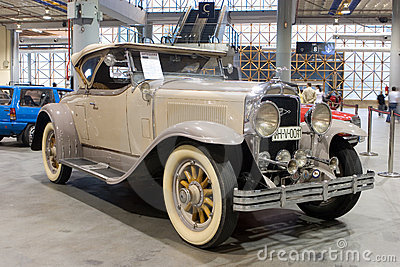 1928 Buick Master Six Roadster Editorial Image