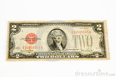 1928 United States two dollar bill