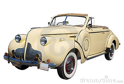 1939 Buick Straight Eight Convertible