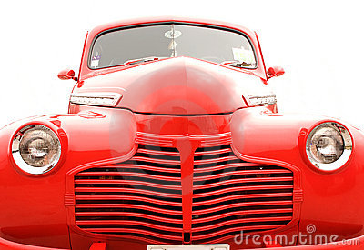 1940 s Chevy street rod