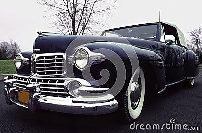 1947 Lincoln Rag-top Classic