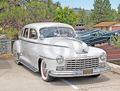 1948 Dodge Editorial Stock Photo