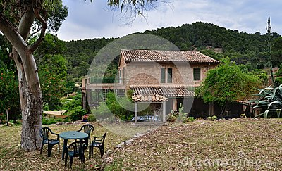 1948 villa at mallorca