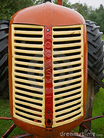 1949 Model 30 Cockshutt Tractor Editorial Stock Image