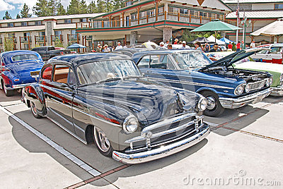 1950 Chevrolet Coupe Editorial Photo