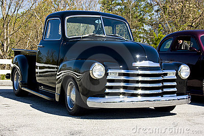 1950 Chevrolet Pickup Truck Stock Photography - Image: 5434732
