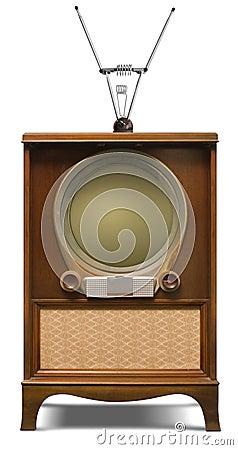 1952 television set