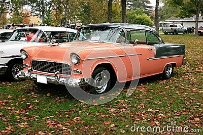 1955 Chevy Bel Aire Hardtop