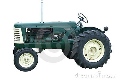 1956 Oliver Tractor