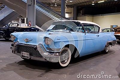 1957 Cadillac Eldorado Seville Editorial Image