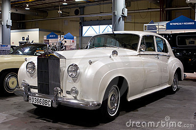 1959 Rolls Royce Silver Cloud Editorial Image