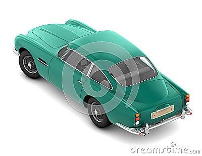 1964年亚斯顿db5有利的马丁