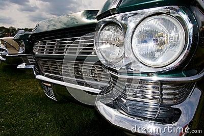 1964 Cadillac Fleetwood Editorial Stock Photo