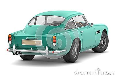 1964 korzystna Aston oknówka db5