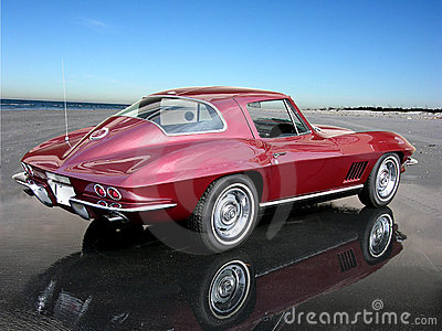 1967 Corvette Sting Ray Coupe