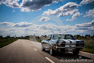 1967 Ford Mustang Drive by