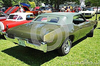 1969 Pontiac GTO Editorial Stock Image