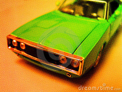 1970s Dodge Charger