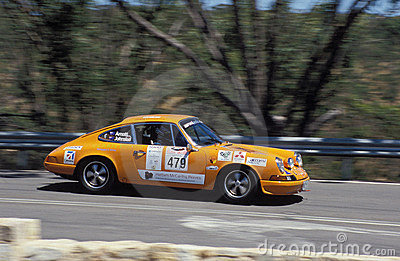1971 Porsche 911 Editorial Stock Photo