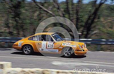 1971 Porsche 911 Editorial Stock Photo