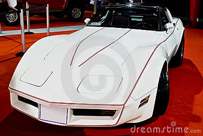 1982 Chevrolet Corvette Coupe - Shark - MPH