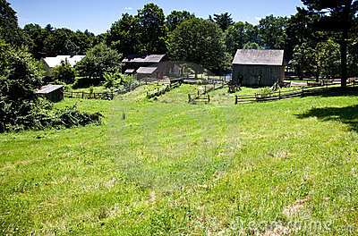 19th-Century Farm