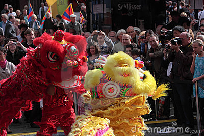 1st Düsseldorf China Festival,  Editorial Photography
