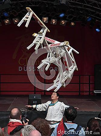 1st Düsseldorf China Festival,  Editorial Photo