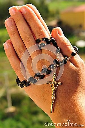 2个小珠祷告