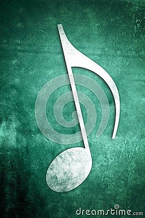 2 3 muzycznych serii notatek.