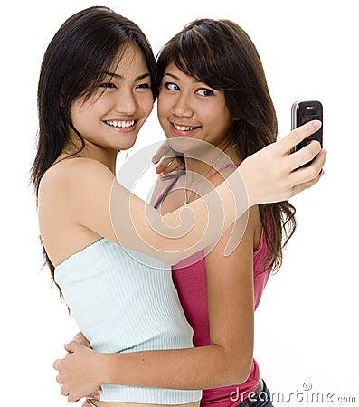 τηλέφωνο 2 φωτογραφικών μηχ
