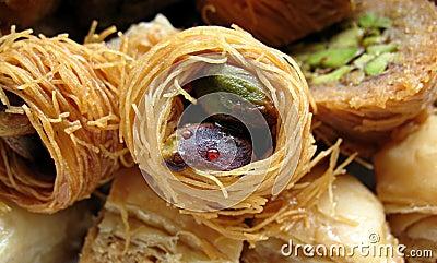 2 arabiska sötsaker