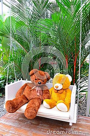 2 Bear Dolls