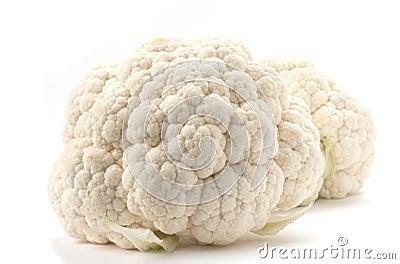 2 cauliflowers