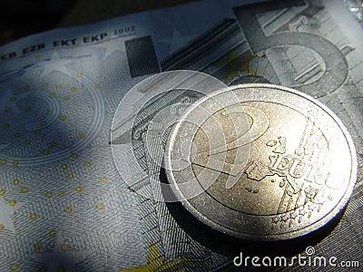2 Euro und mehr