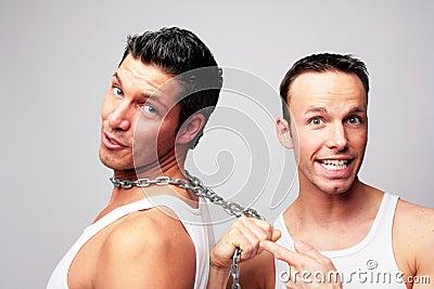 2 man chain