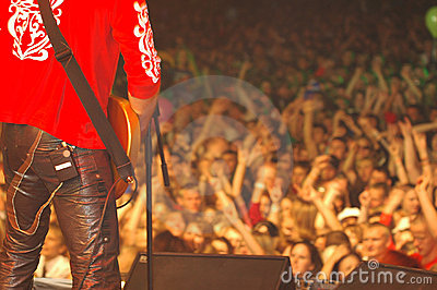 2 rock koncertów