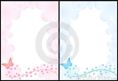 2 romantic backgrounds