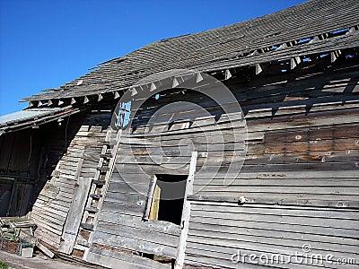 2 starej stodole