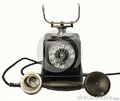 2 stary telefon