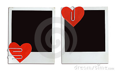 2 Valentinsgruß-Karten (+clipping Pfad, XXL)