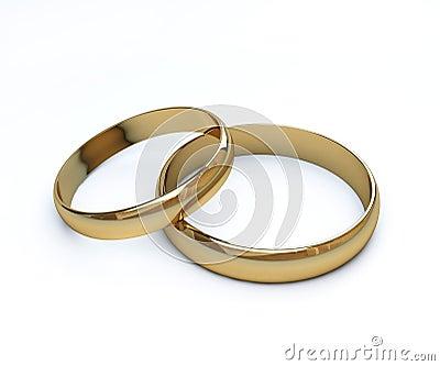 2 wedding rings