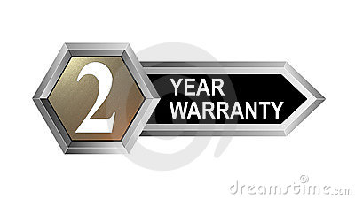 2 year warranty key