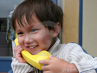 2 Years Old Calling