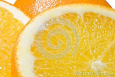 2 zamknięty zamknięta pomarańcze