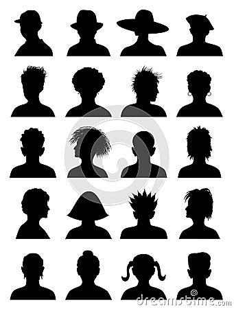 20 Anonymous Mugshots