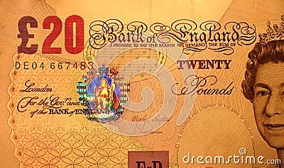 20 täta pund upp